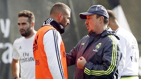 Benitez kêu gọi đình chiến tại Real