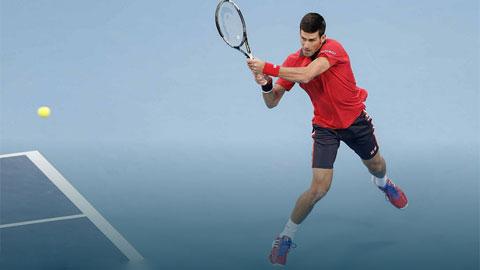 Djokovic dễ dàng giành vé vào bán kết China Open