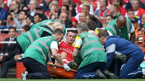 Năm sau, Arsenal sẽ thanh lý hàng loạt