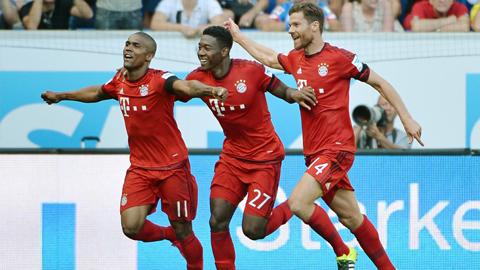Đội hình tân binh Bundesliga 2015/16: Nhiều cầu thủ tấn công ghi dấu ấn