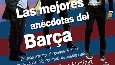 Những chuyện thú vị giờ mới kể về Barca