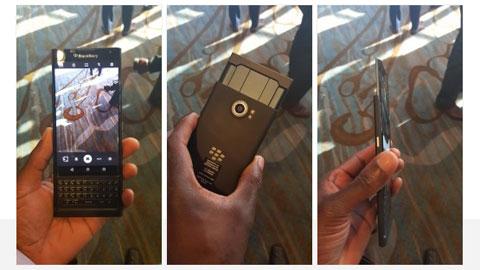 BlackBerry Priv mỏng hơn, chụp ảnh nhanh hơn Note5