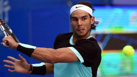 Nadal tái ngộ Djokovic tại chung kết China Open