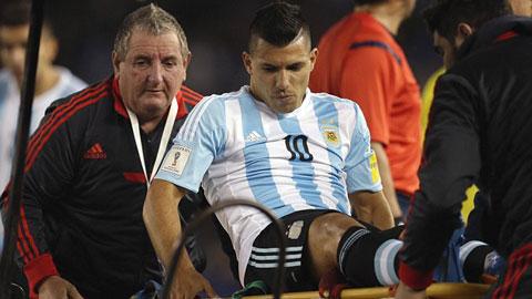 Man City phải tập sống mà không có Aguero