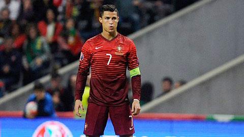 Bồ Đào Nha có vé dự EURO, Ronaldo được nghỉ sớm