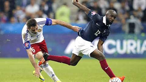 Lassana Diarra: Hiện tượng ở tuyến giữa tuyển Pháp