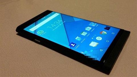 BlackBerry Priv sẽ có giá bán khoảng 13 triệu đồng