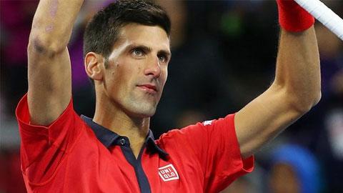 Djokovic dễ thở, Federer gặp khó tại Shanghai Masters
