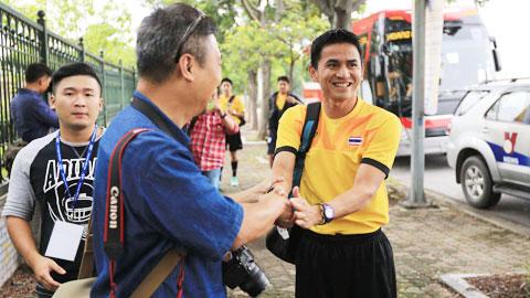 Kiatisak muốn ĐT Thái Lan vươn tầm thế giới