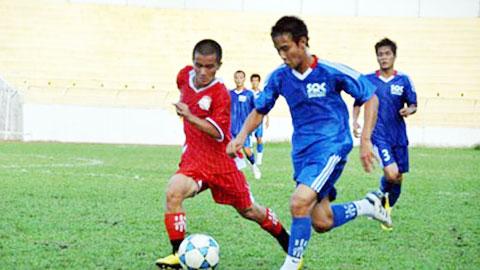 Bình Định giành vé đầu tiên đến VCK U21 QG 2015