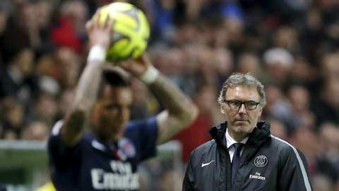 """HLV Blanc (PSG): """"Không chấn thương, không xoay tua"""""""