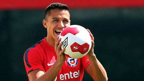 Sanchez sắp vượt Oezil để nhận lương cao nhất ở Arsenal