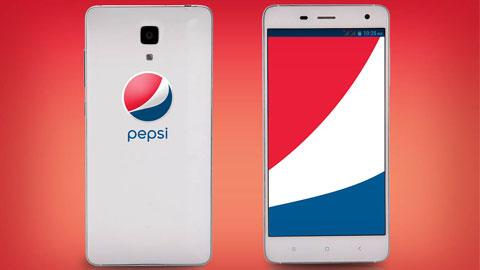 Pepsi sắp ra mắt smartphone chạy Android có giá 4 triệu đồng