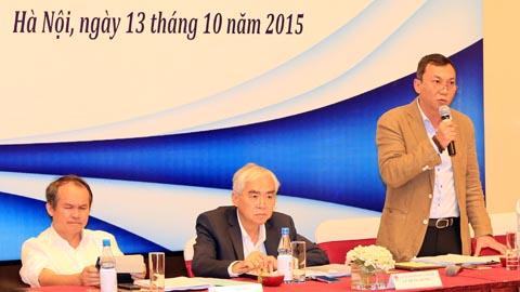Hội nghị BCH VFF lần thứ 4 - Khóa 7: Thẳng thắn thảo luận những vấn đề quan trọng