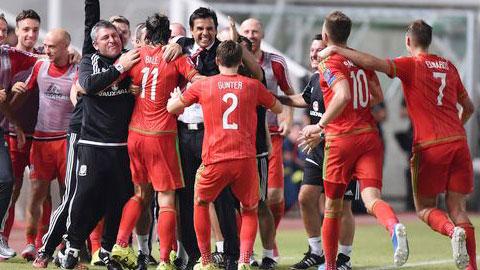 5 đội lần đầu dự VCK EURO: Niềm vui sinh sôi
