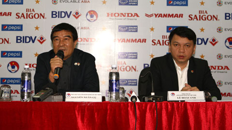 VFF ghi nhận những đóng góp của HLV Miura