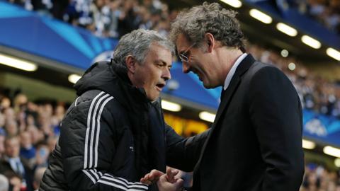Nếu bị sa thải, Mourinho sẽ đến PSG?