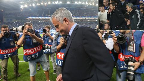 """Mourinho & những """"cái chết"""" từ phòng thay đồ"""