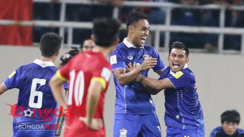 Truyền thông Thái Lan nói gì sau chiến thắng 3-0 trước Việt Nam?