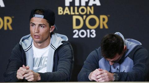 Quả bóng vàng FIFA sẽ có chủ nhân mới?