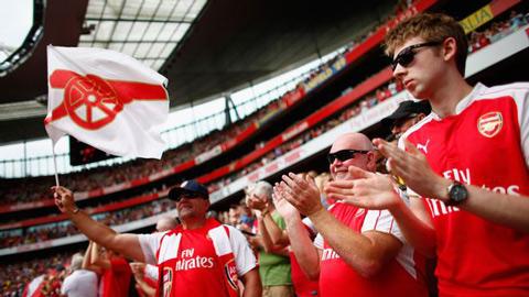 Arsenal vẫn dẫn đầu về giá vé ở Ngoại hạng Anh