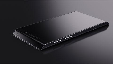 Galaxy S7 edge ý tưởng màn hình cong 2 đầu