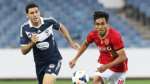 """Thai Premier League: Lên đỉnh Đông Nam Á bằng chiến lược """"ngoại hạng"""""""