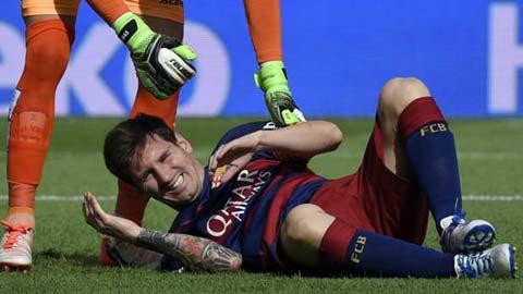 HLV Enrique cảnh báo LĐBĐ Argentina về chấn thương của Messi