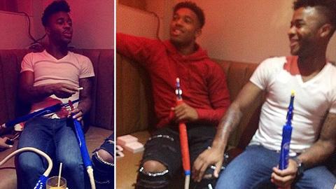Sterling lại 'đốt phổi' bằng shisha: Tấm gương xấu cho giới trẻ