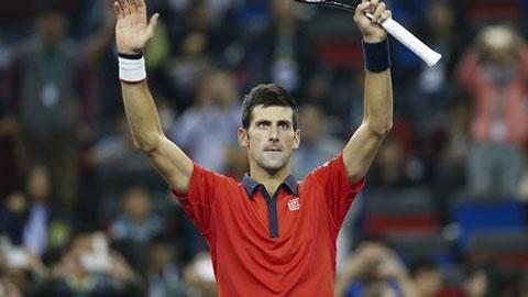 Đè bẹp Murray, Djokovic tiến vào chung kết Thượng Hải Masters