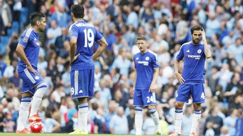 Top 4 là mục tiêu thực tế của Chelsea