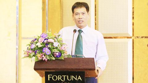 """Ông Trần Đức Phấn (Phó tổng cục trưởng TCTDTT): """"Hội thảo về bóng đá Việt Nam sẽ có quy mô toàn quốc"""""""