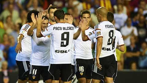 03h00 ngày 18/10, Valencia vs Malaga: Chờ bầy dơi bay cao