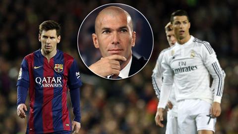 Messi là động lực ghi bàn của Ronaldo
