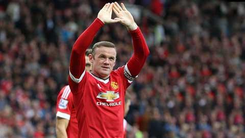 Wayne Rooney trở lại Goodison Park: Đứng dậy từ nơi bắt đầu