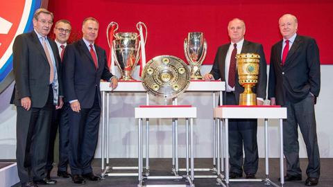 """Bayern Munich: Triết lý """"cây nhà lá vườn"""" và trách nhiệm xã hội"""
