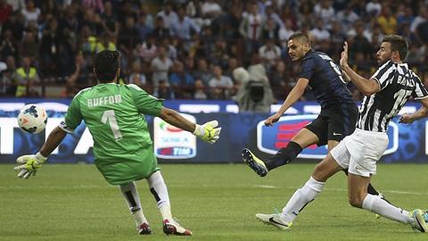 Đội hình dự kiến trận Inter Milan gặp Juventus vòng 8 Serie A