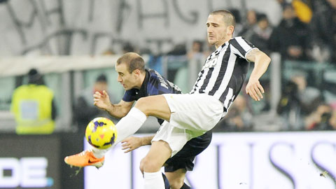01h45 ngày 19/10, Inter vs Juventus: Derby màu trắng-đen (Trực tiếp: BTV5)