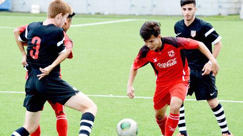 """Bóng đá Thái Lan: Đào tạo trẻ bằng công nghệ """"khủng"""""""