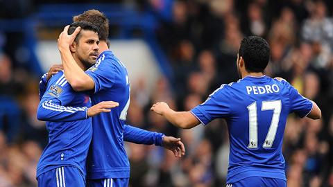 Chiến thắng cần thiết của Chelsea trước tourmalet