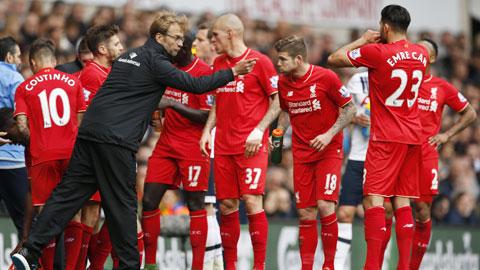 Juergen Klopp đã làm được những gì ở trận ra mắt của Liverpool?