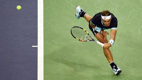 Nadal giành trận thắng thứ 300 tại các giải Masters 1000