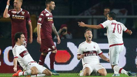 Một mình Bacca là không đủ vực dậy AC Milan