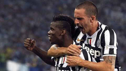 Juve kiếm nhiều nhất Champions League 2014/15