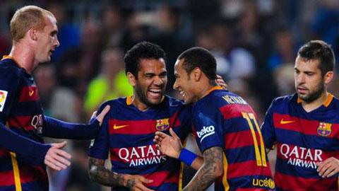 Đội hình dự kiến trận BATE gặp Barca ở lượt đấu thứ 3 vòng bảng Champions League
