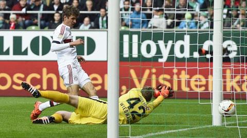 Bayern đang là Độc cô cầu bại