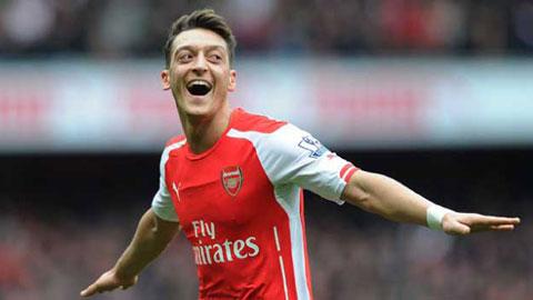 Mesut Oezil - Người kiến tạo tương lai cho Arsenal