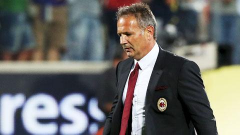 Mihajlovic còn 10 ngày để giữ ghế tại Milan