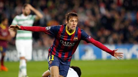 Neymar: Chỉ sáng ở La Liga là chưa đủ