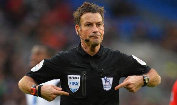 FA chỉ định trọng tài bắt chính trận derby Manchester